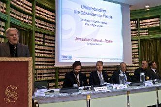 Israele_Jerusalem Summit_Roma