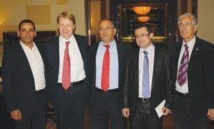 Lucio Malan_Knesset_Government Leadership Award