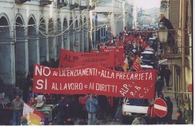 Piemonte_Pinerolo_marcia lavoro