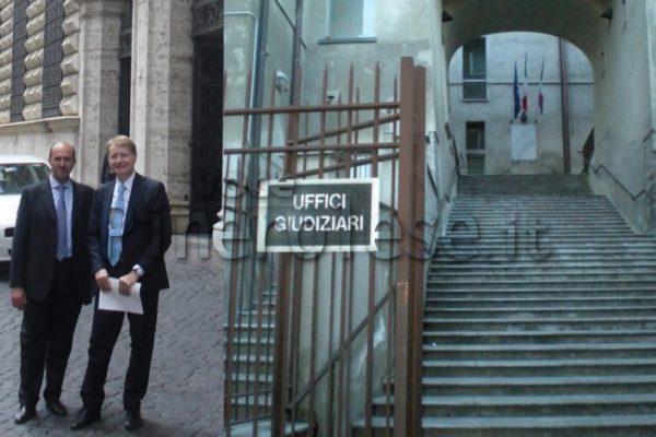 Piemonte_Tribunale di Pinerolo_delegazione PdL