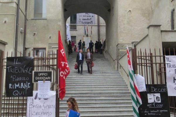 Piemonte_Tribunale di Pinerolo_annuncio soppressione