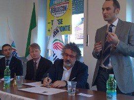 2013_Alessandria_Presentazione candidati PdL