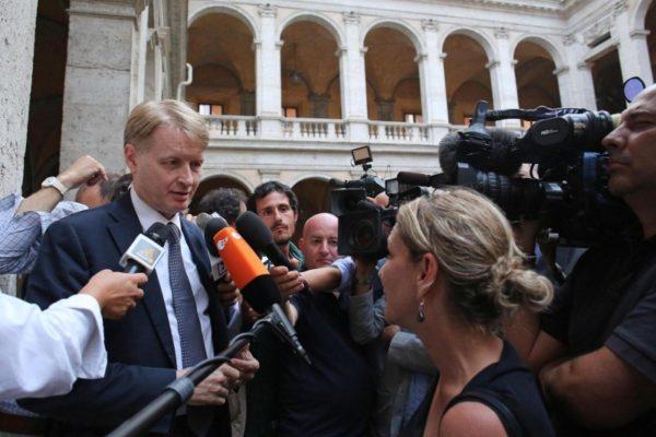 Berlusconi:iniziata seduta Giunta