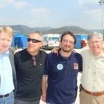 """Villa Sant'Angelo. Con i volontari dell'organizzazione umanitaria """"Operation Blessing International"""""""