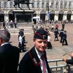 Torino, Giugno 2011. 150° Unità d'Italia. Raduno nazionale dei Carabinieri