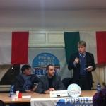 Novara, Febbraio 2013. Incontro PdL