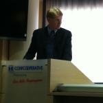Torino, 2013. Confcooperative: incontro politico