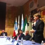 Macello, Febbraio 2013. Campagna elettorale PdL
