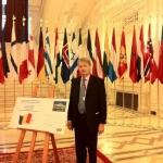 Bucarest, Ottobre 2011. Palazzo del Parlamento. 57° Assemblea NATO