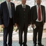 Roma, Settembre 2012. Campidoglio. Con il senatore Ceccanti e il direttore Giuseppe Pasta