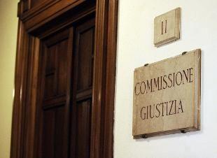 Commissione giustizia Senato