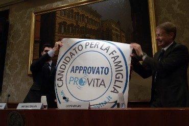 2016_Conferenza Stampa_Candidati ProVita