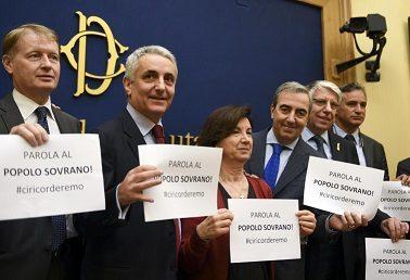 Unioni civili_Comitato parlamentari Famiglia_referendum_2