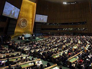 Israele_ONU_voto favorevole Palestina