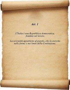 Democrazia_Costituzione_articolo 1