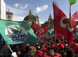 CHIUSURA CONVENTION ULIVO A PIAZZA DEL POPOLO