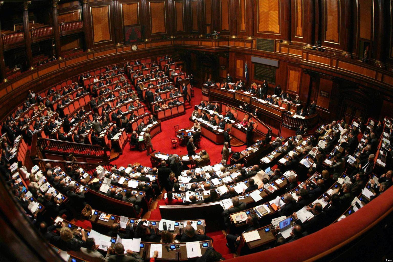 Costi dei parlamentari la verit e le menzogne della for Oggi in parlamento